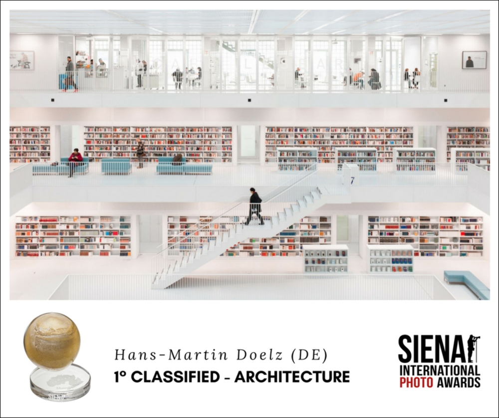 SIPA 2017 1° CLASSIFIED - Architecture - Hans Martin Doelz (DE)