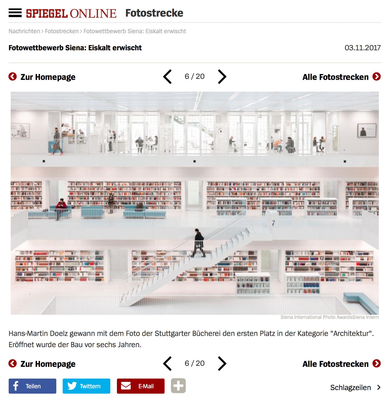 Spiegel Online - SIPA Contest 2017 - Hans Martin Dölz