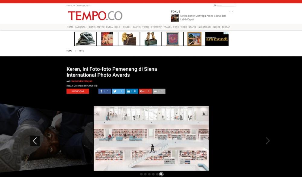 TEMPO Indonesia SIPA 2017