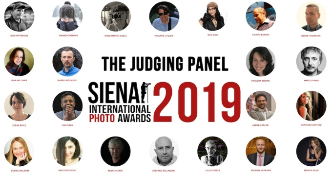 Siena International Photo Awards SIPAContest Judging Panel 2019 - Hans-Martin Dölz