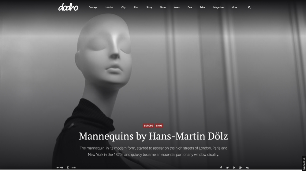 Mannequins by Hans-Martin Dölz - dodho