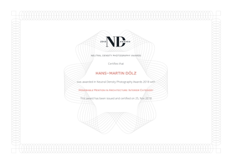 nd awards_certificate_Hans-Martin Doelz-2018